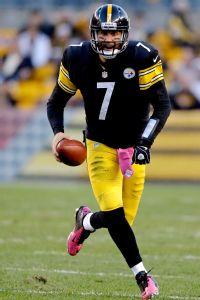Pittsburgh's Ben Roethlisberger