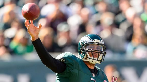 Foles gives Kelly solution to QB dilemma