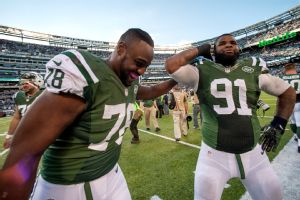 Leger Douzable, Sheldon Richardson
