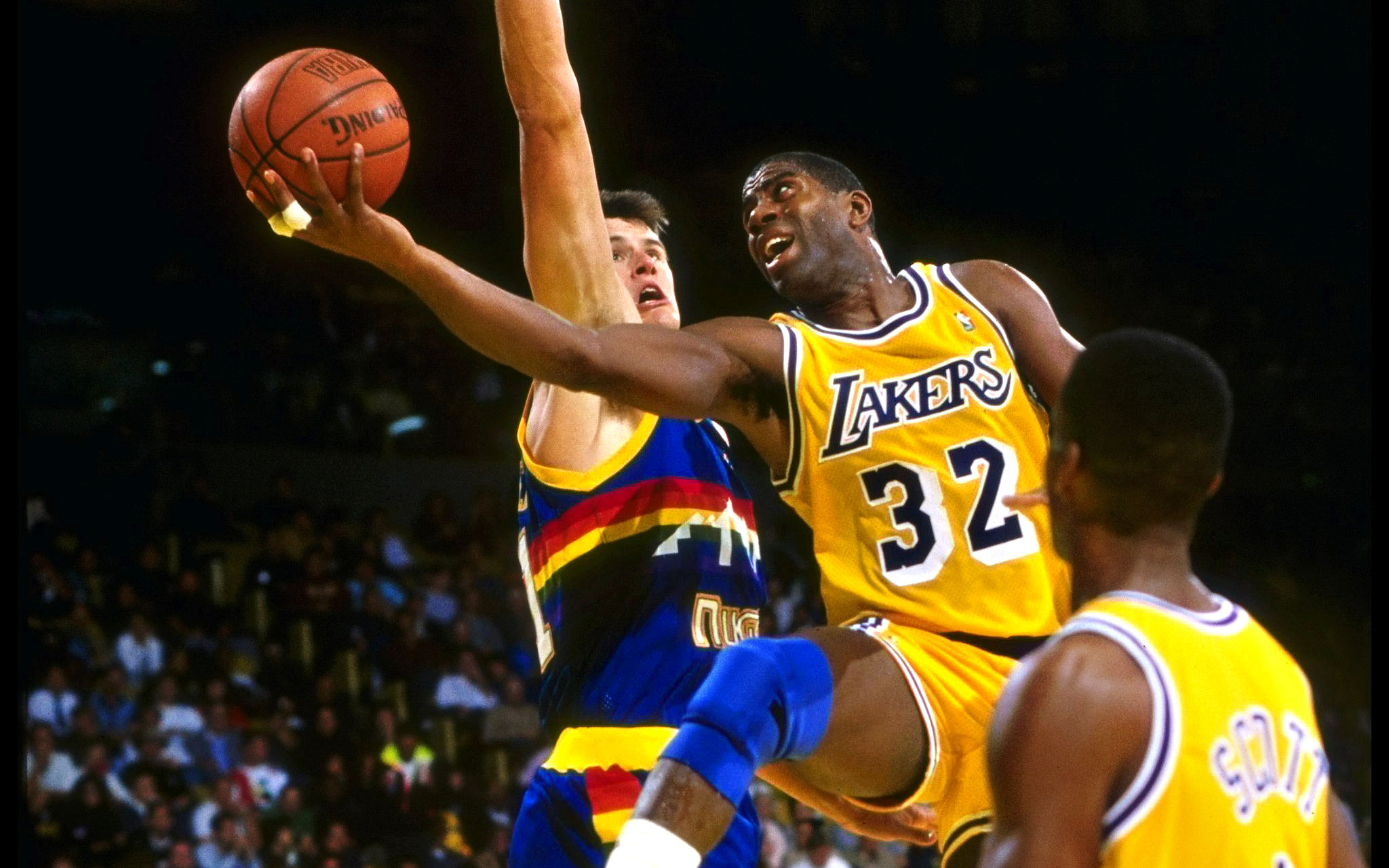 Magic Johnson 50 Greatest Lakers of All Time ESPN