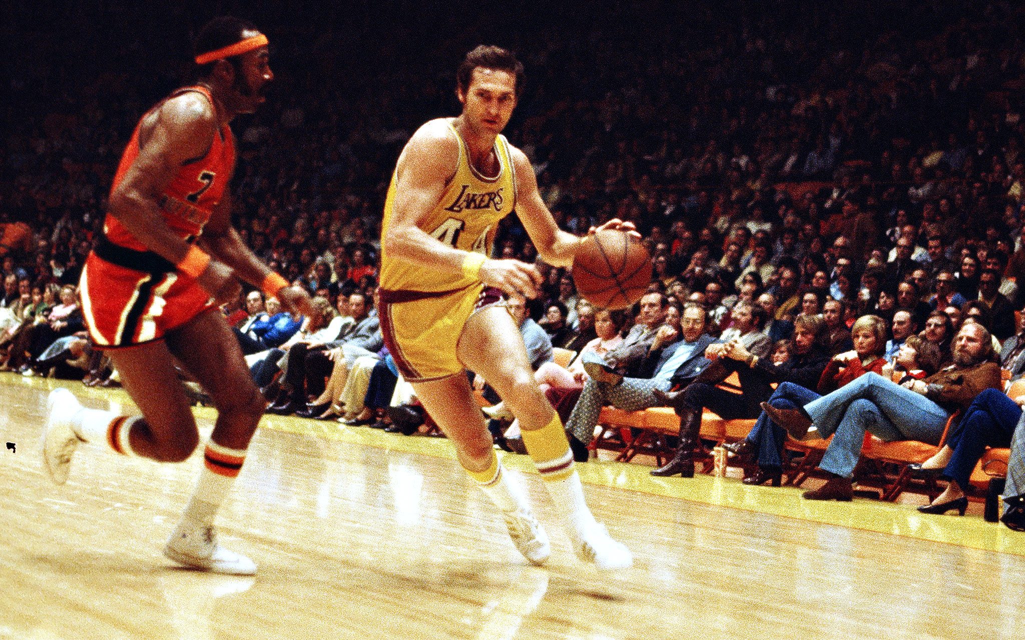 Jerry West 50 Greatest Lakers of All Time ESPN