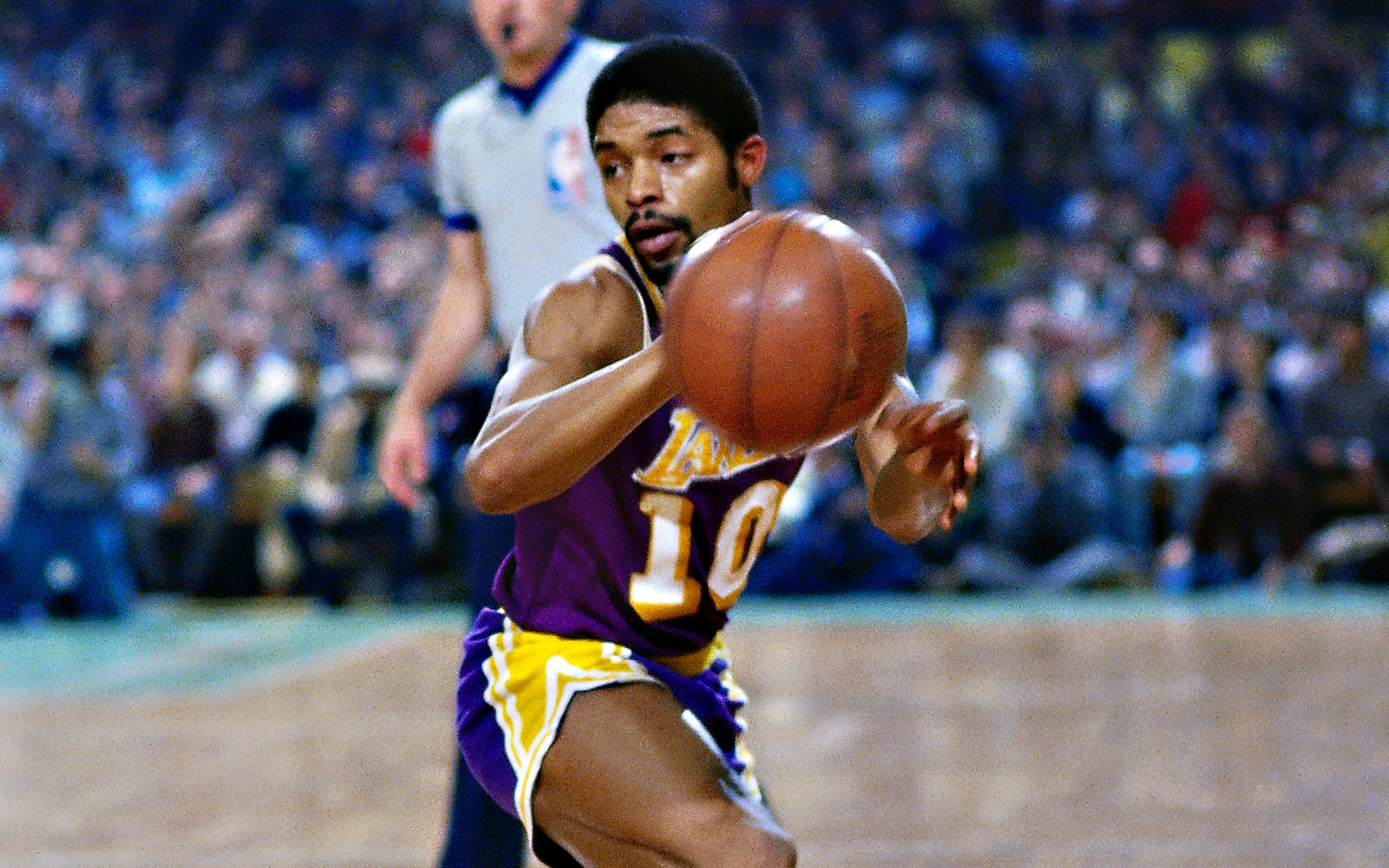 26 Bob McAdoo 50 Greatest Lakers of All Time ESPN