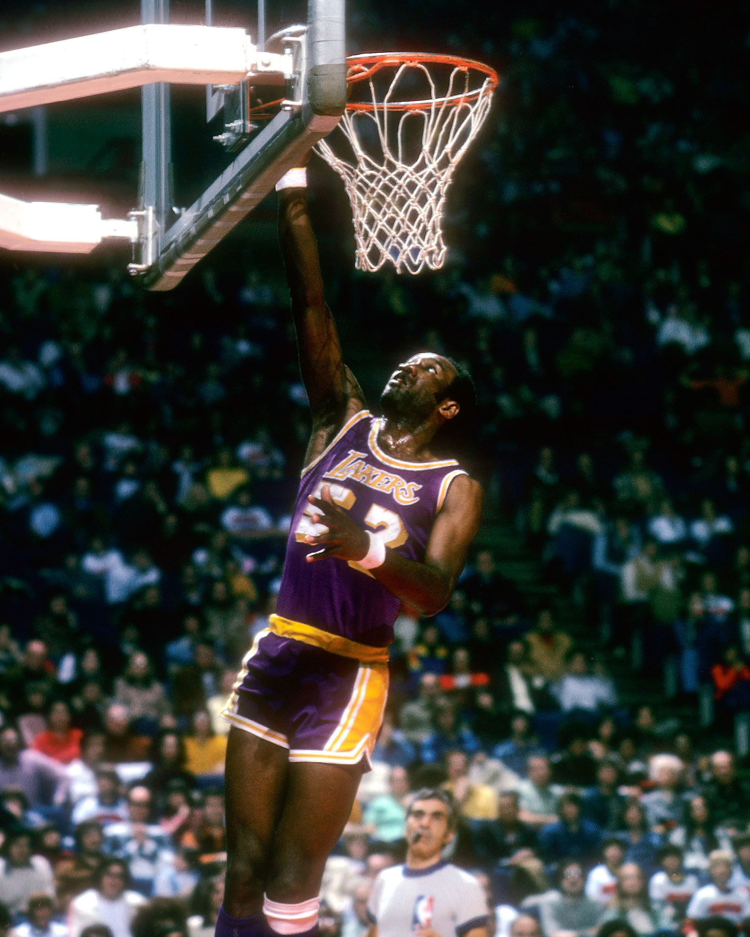 Happy Hairston 50 Greatest Lakers of All Time ESPN