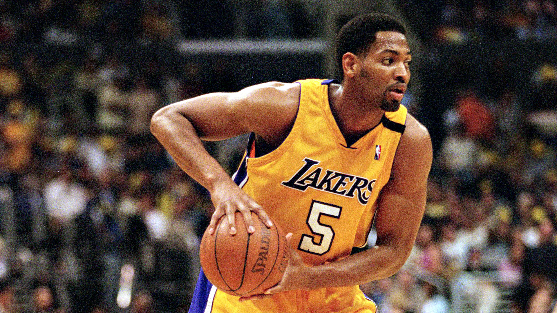 Robert Horry - 50 Greatest Lakers of All-Time - ESPN