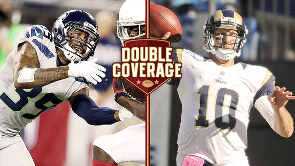 Double Coverage: Seahawks at Rams
