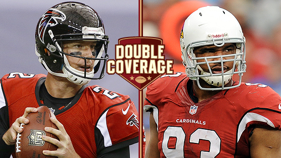 Double Coverage: Falcons at Cardinals