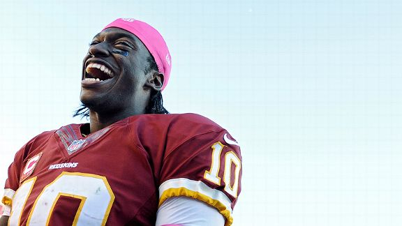 Jay Gruden a good fit with RG III