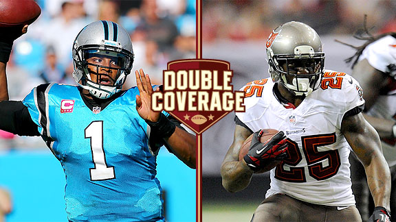 Double Coverage: Panthers at Buccaneers