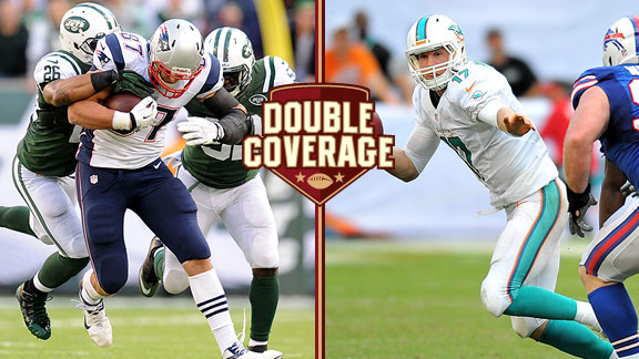 Double Coverage: Dolphins at Patriots