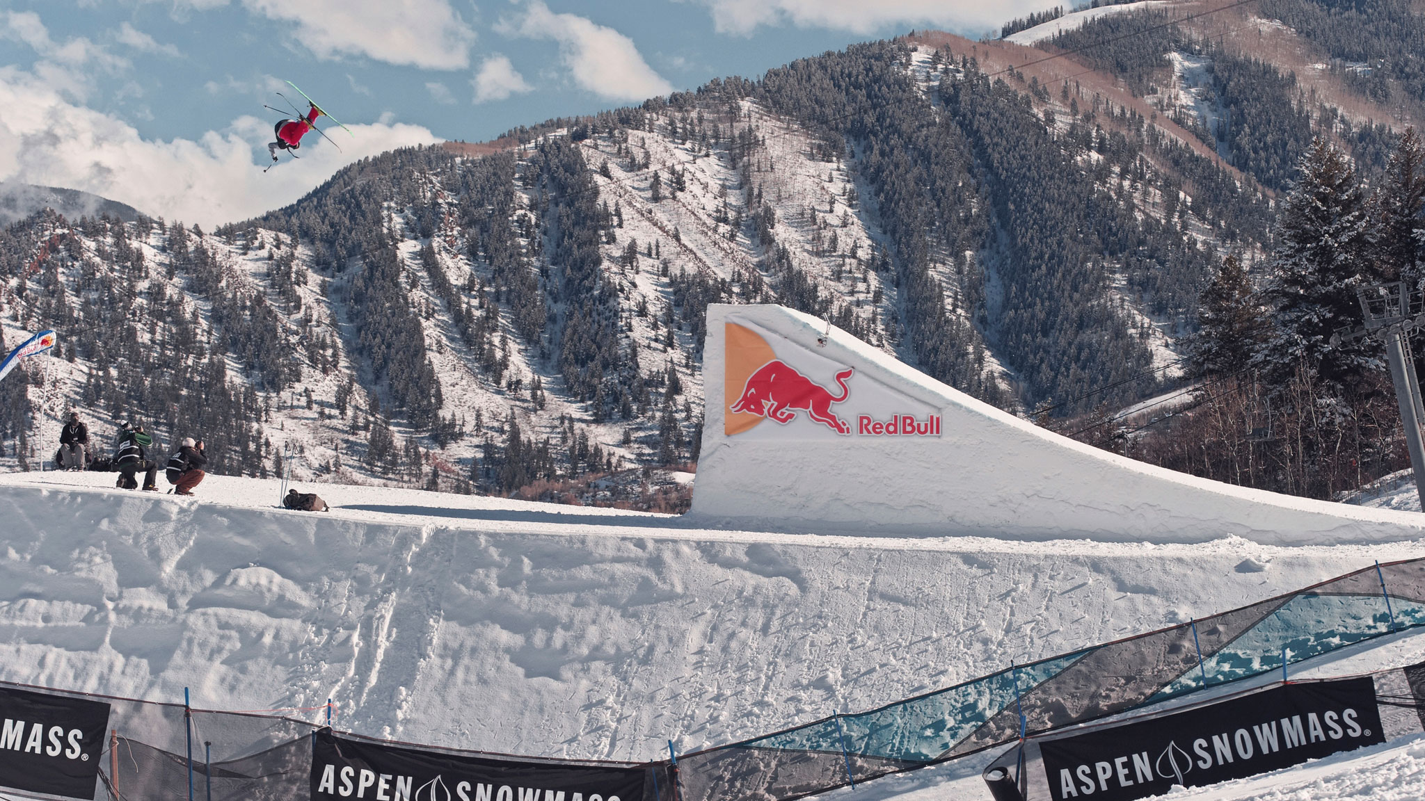 Ashley Battersby is now back and recovered after tearing her ACL at X Games Aspen last year.