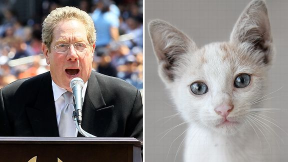 John Sterling and Kitten