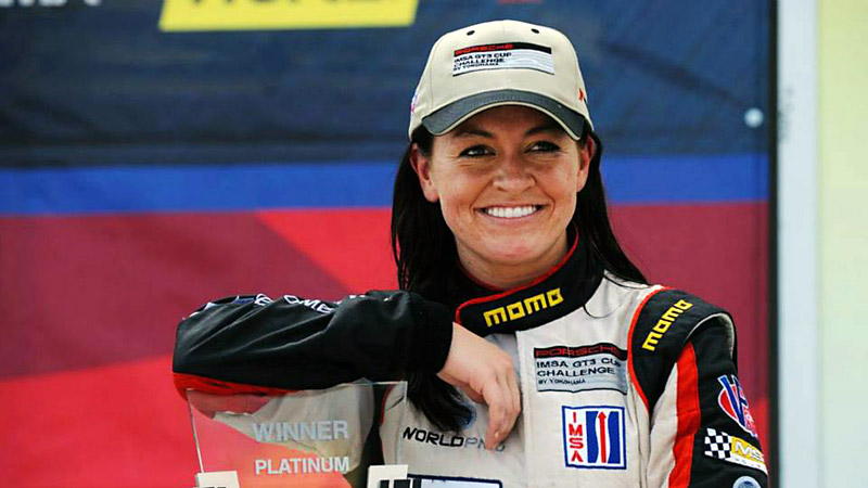 Freiberg, 22, combined with Andrew Longe to finish 13th Sunday in the Continental Tire SportsCar Challenge race at Virginia International Raceway in a BMW M3. Freiberg, who last season became the first woman to claim an overall victory in GT3 Cup, is not fully sponsored and is on a per-race deal with Fall-Line Motorsports, having contested half of the 10 races.