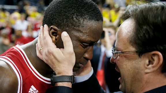 Victor Oladipo had an earlier believer in Indiana coach Tom Crean.