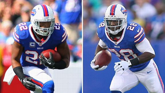 Fred Jackson and C.J. Spiller