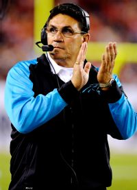 Carolina's Ron Rivera