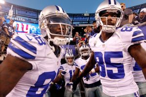 Dez Bryant and Kevin Ogletree