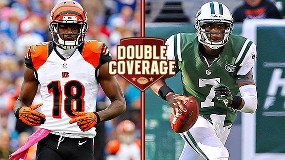 Double Coverage: Jets at Bengals