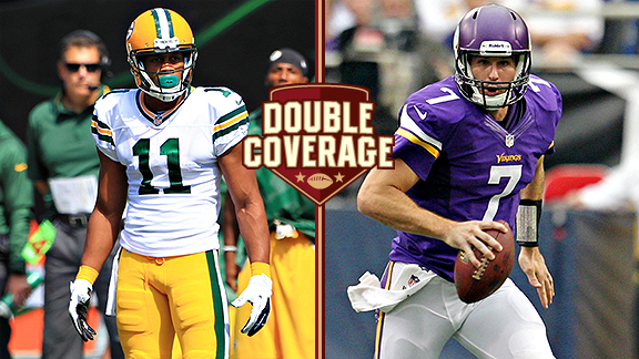 Double Coverage: Packers at Vikings