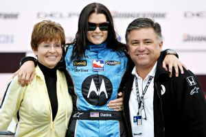 If not for the Deckers, the Danica Patrick phenomenon might not have happened. Sue Decker set up Danicas parents, T.J. and Bev, on a blind date.