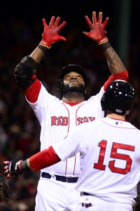 Ortiz to start at 1B for Red Sox in Game 3
