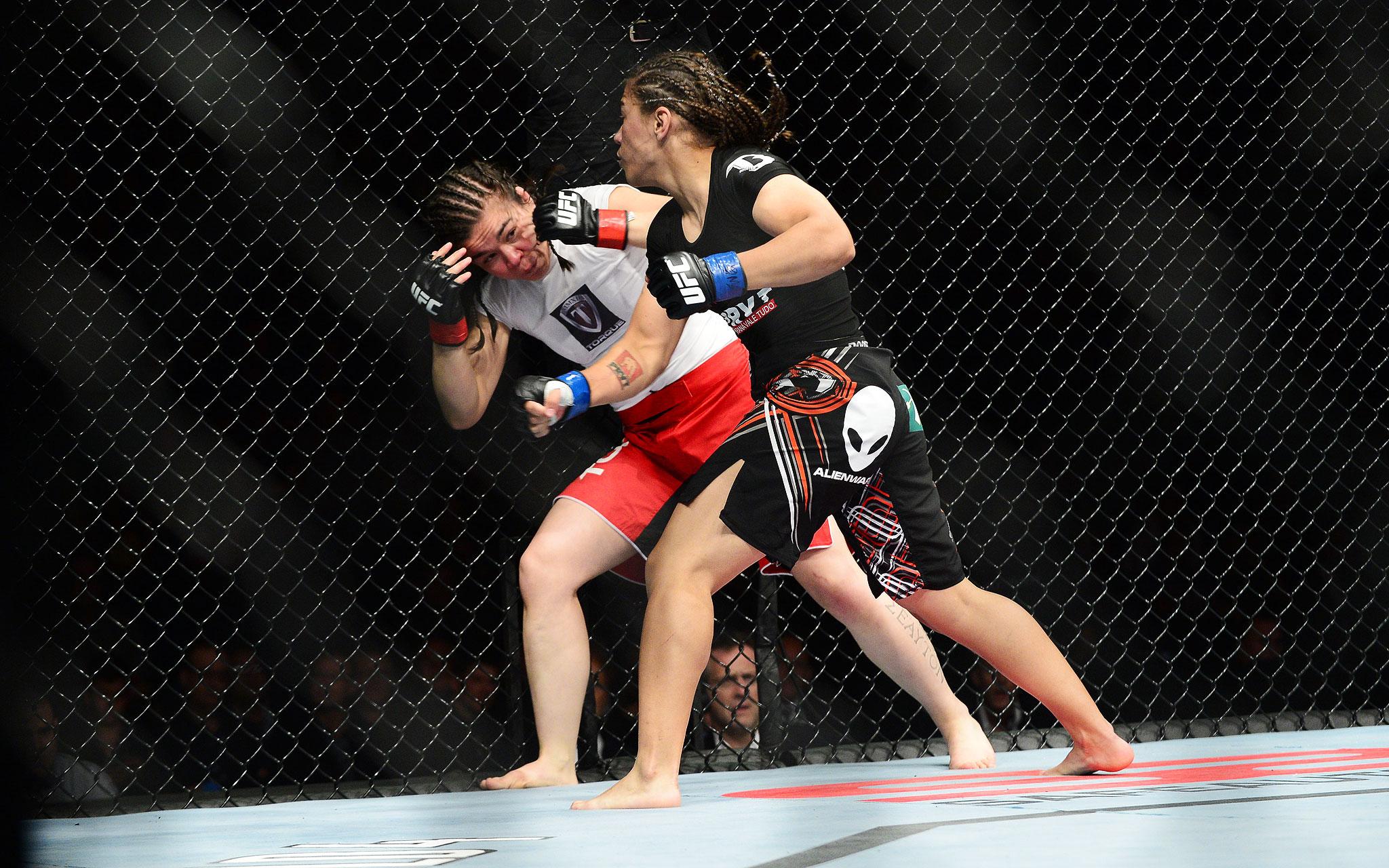 UFC Fight Night Girls