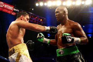 Bernard Hopkins, Karo Murat