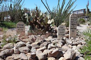 Tombstone Graves