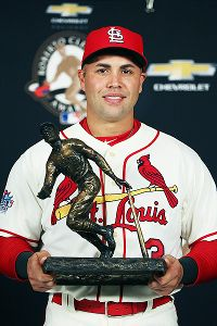 Beltran named recipient of Clemente Award
