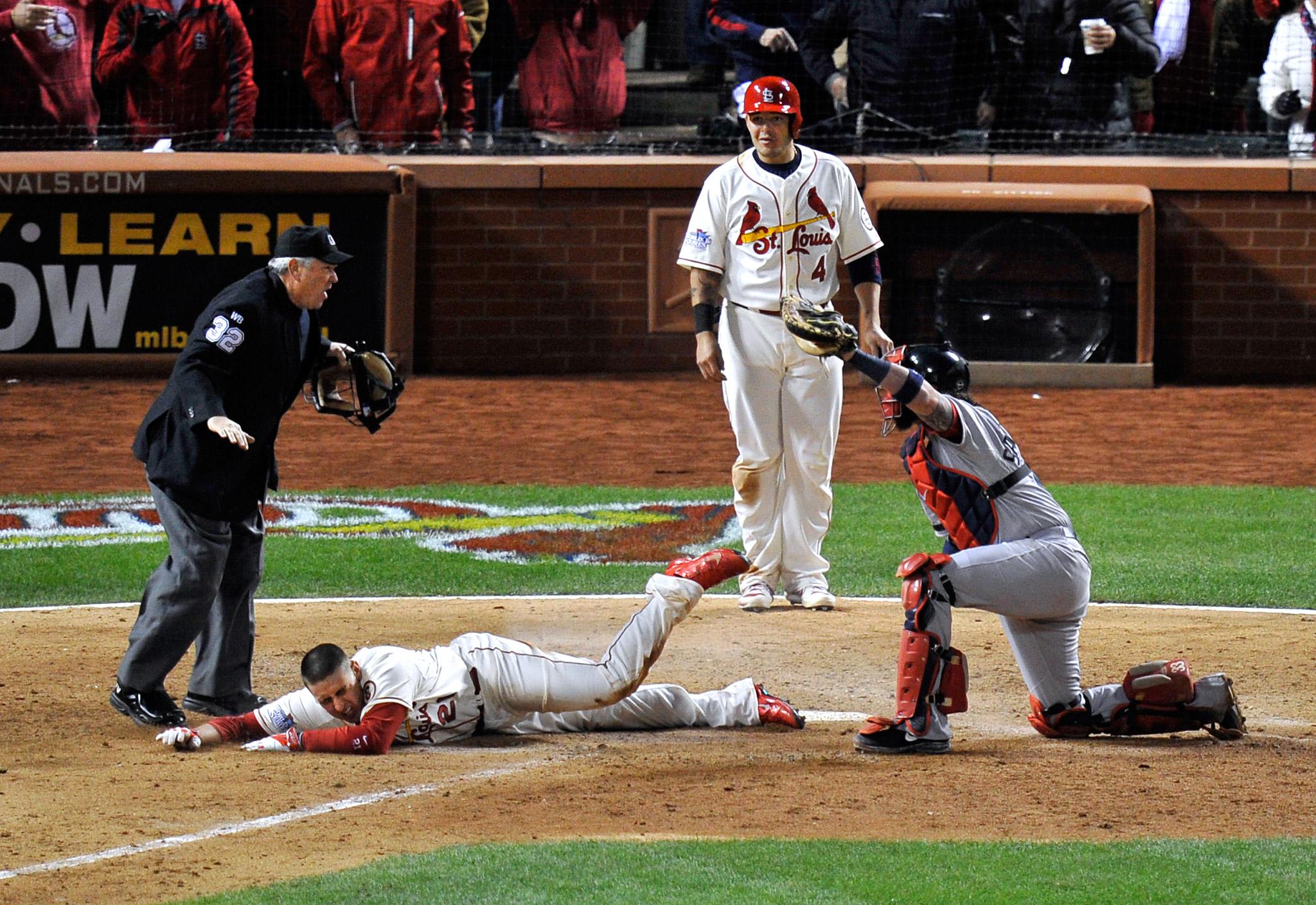 Cardinals win game 3