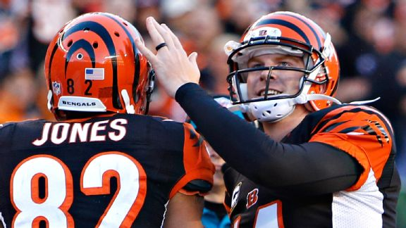 Dalton's trust helps Jones' confidence grow