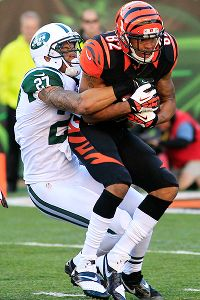 Dee Milliner, Marvin Jones