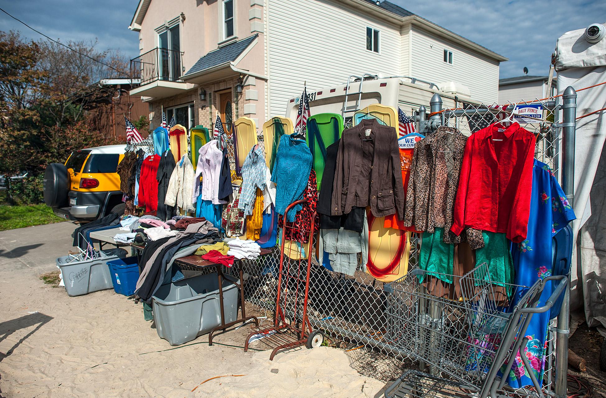 Staten Island: One year after Sandy