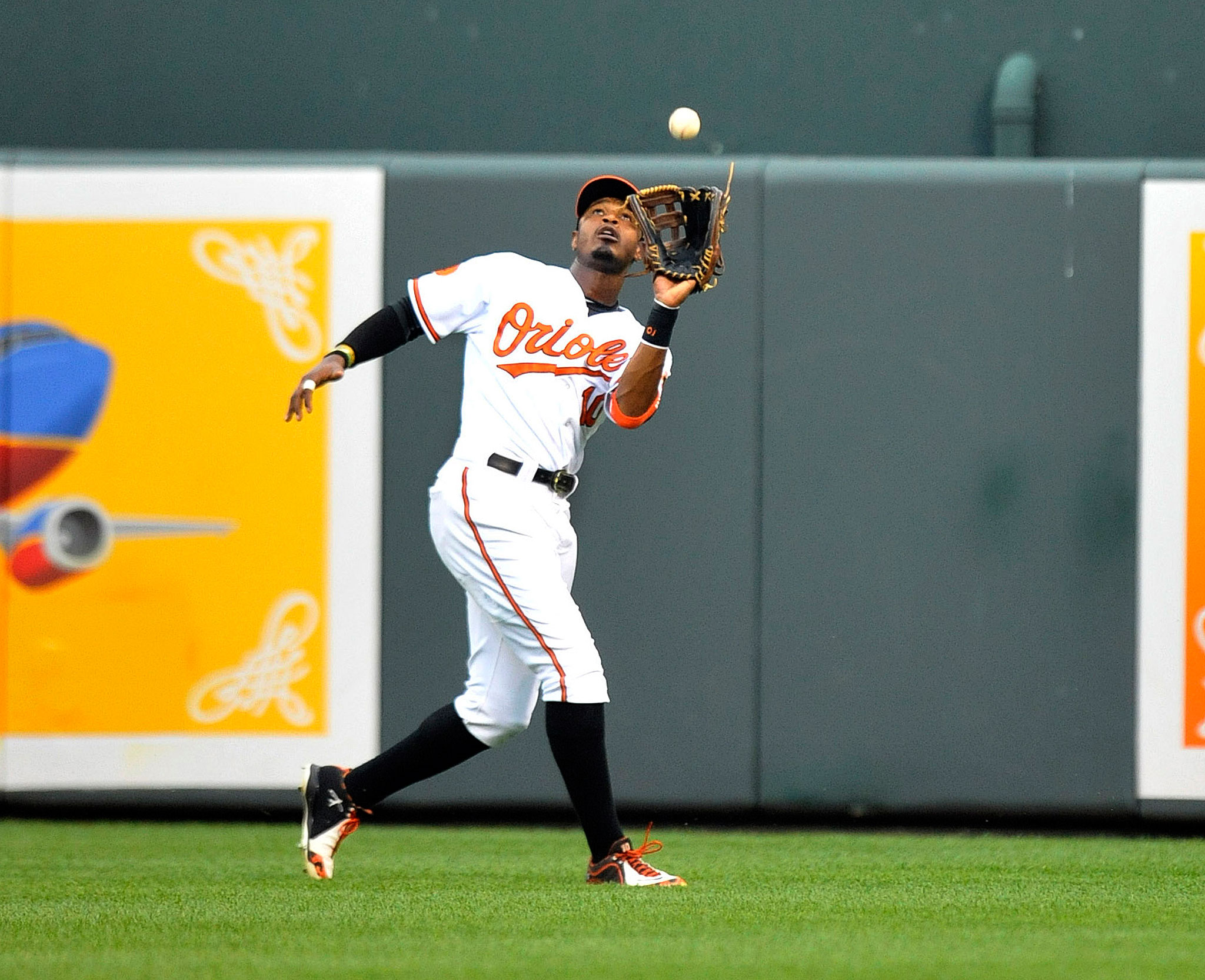 Center Field: Adam Jones