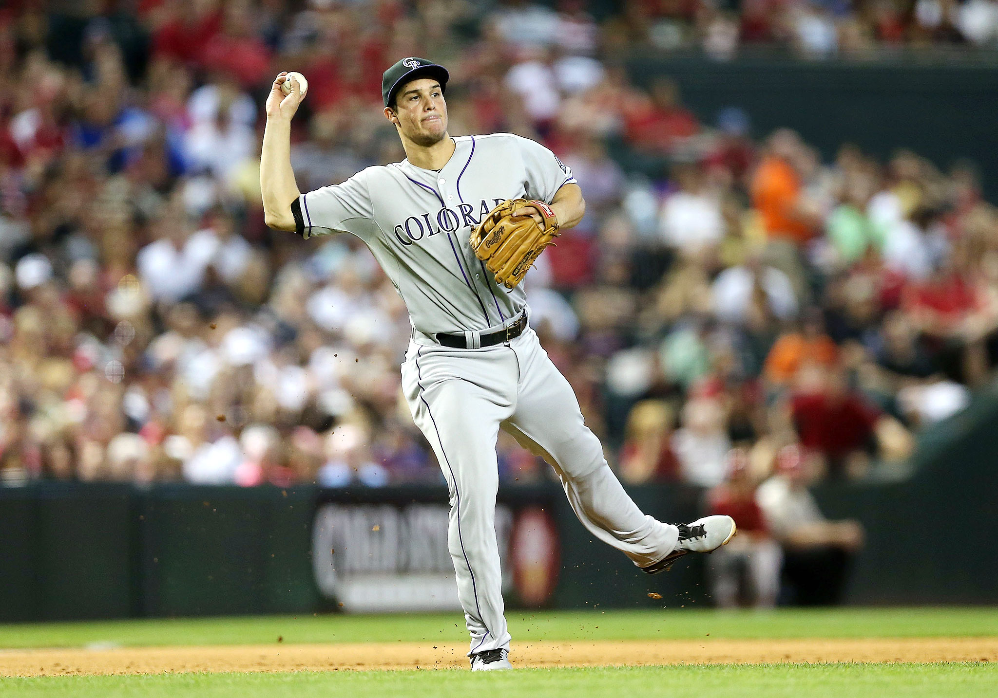 Third Base: Nolan Arenado