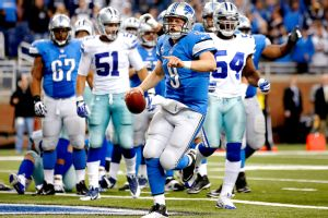 Detroit's Matthew Stafford