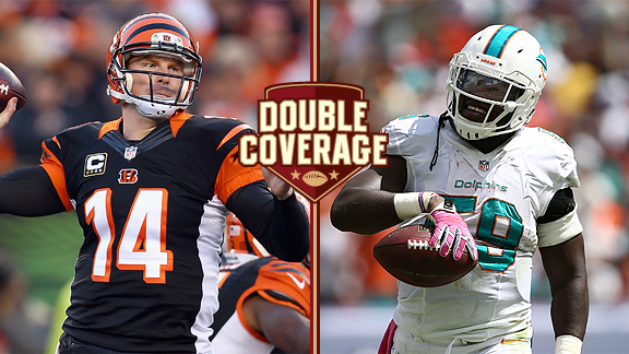 Double Coverage: Bengals at Dolphins