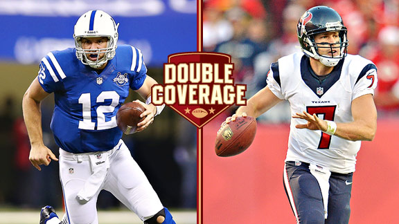 Double Coverage: Colts at Texans