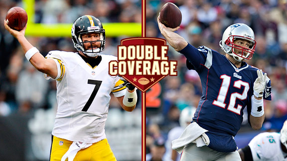 Double Coverage: Steelers at Patriots