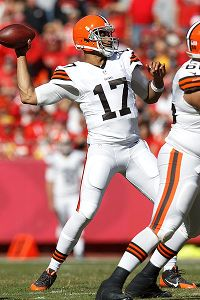 Campbell remains Browns' starting QB
