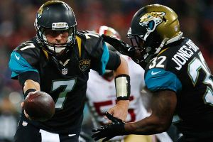 Chad Henne & Maurice Jones-Drew