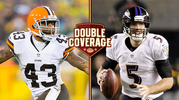 Double Coverage: Ravens at Browns