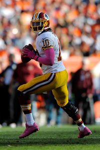 Redskins Film Review: Robert Griffin III