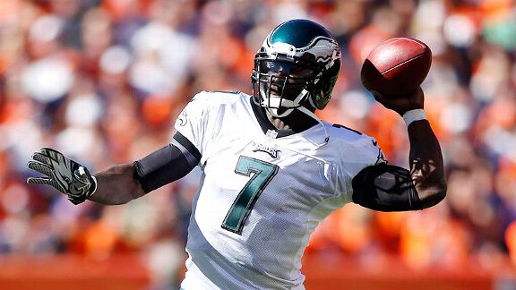 Vick's interesting Philadelphia legacy