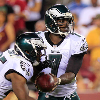 McCoy: Vick to start, 'way better' than Geno