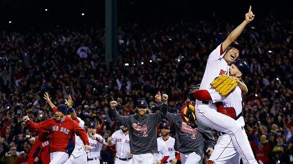 Sox Celebration