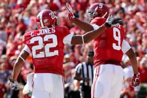 Christion Jones, Amari Cooper