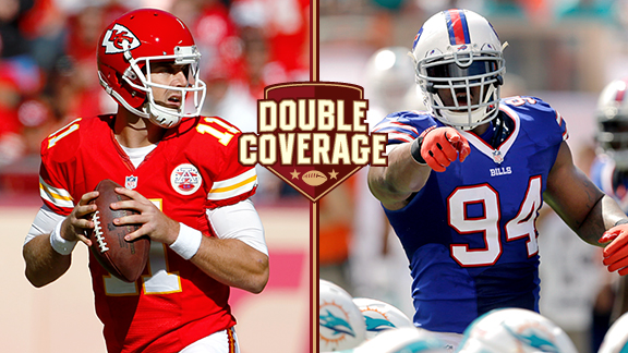Double Coverage: Chiefs at Bills