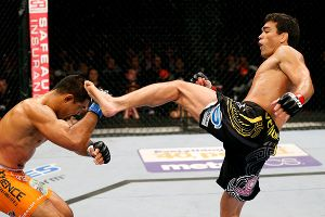 Lyoto Machida, Mark Munoz