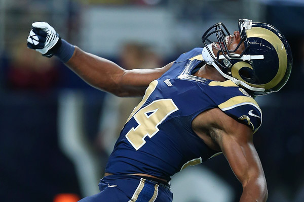 St louis rams trade options