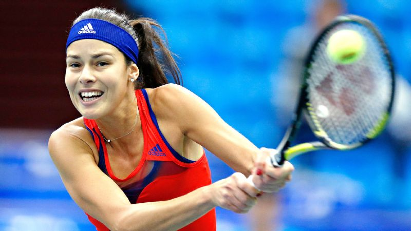 Tennis star Ana Ivanovic does everything she can to avoid stepping on the lines during her matches. She also likes to frequent the same restaurants before each match of a tournament and use the same shower in the same bathroom.